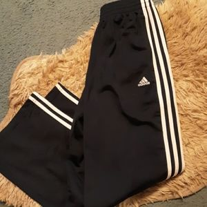 Mens adidas jog pants